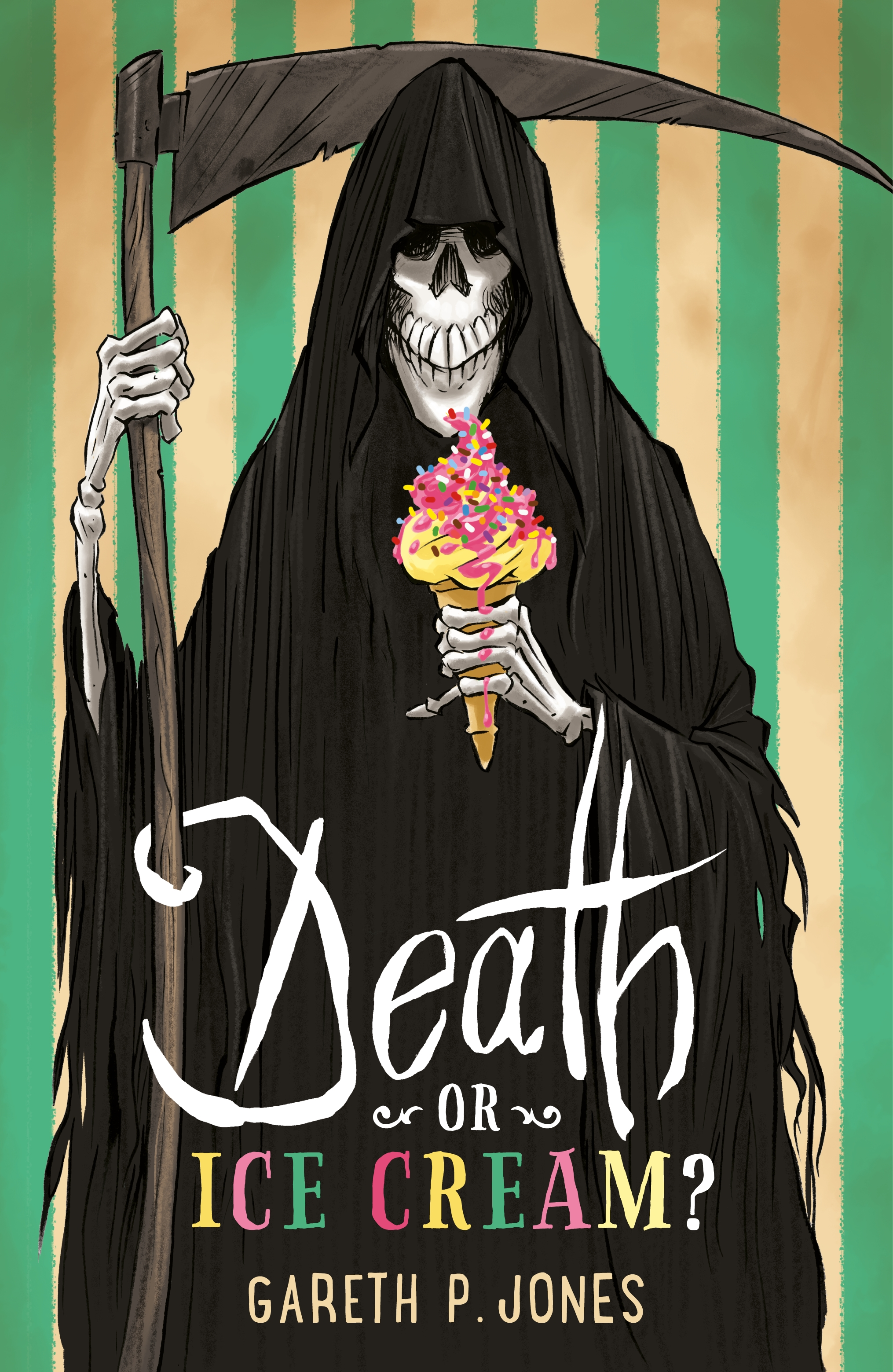 Death or Ice Cream? by Gareth P. Jones