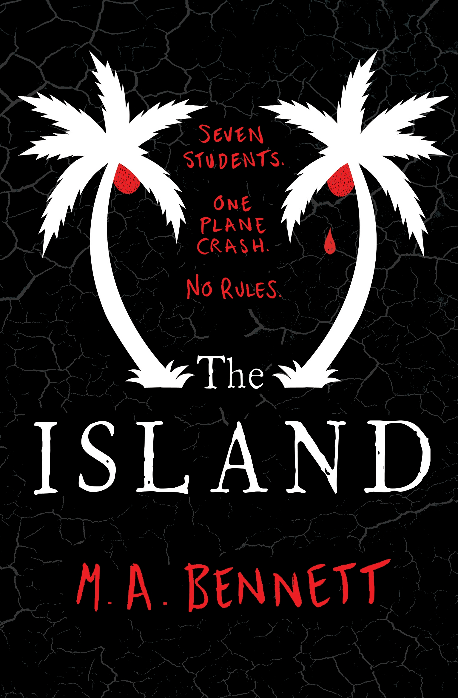 The Island by M A Bennett