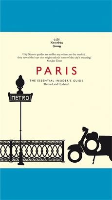 Image of City Secrets: Paris