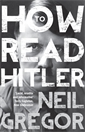 Image of How To Read Hitler