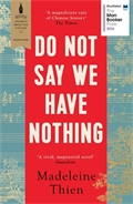 Image of Do Not Say We Have Nothing