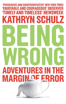 Image of Being Wrong