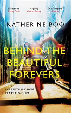 Image of Behind the Beautiful Forevers