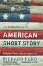 Image of The Granta Book Of The American Short Story: Volume Two