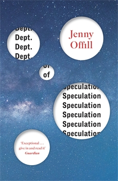 Image of Dept. of Speculation