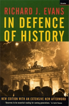 Image of In Defence Of History