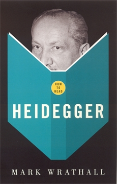 Image of How To Read Heidegger