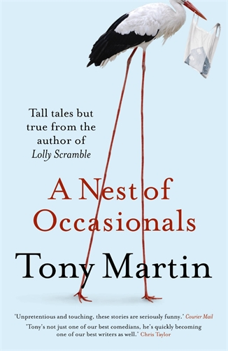 Tony Martin: A Nest of Occasionals