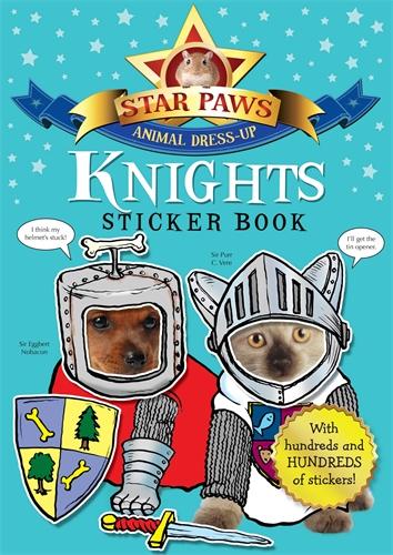 Macmillan Children's Books: Star Paws: Knights