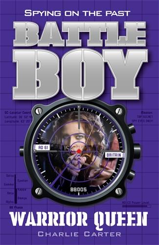 Charlie Carter: Warrior Queen: Battle Boy 16