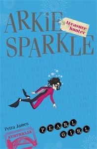 Petra James: Pearl Girl: Arkie Sparkle Treasure Hunter 6