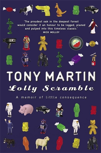 Tony Martin: Lolly Scramble