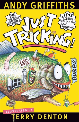 Andy Griffiths: Just Tricking!