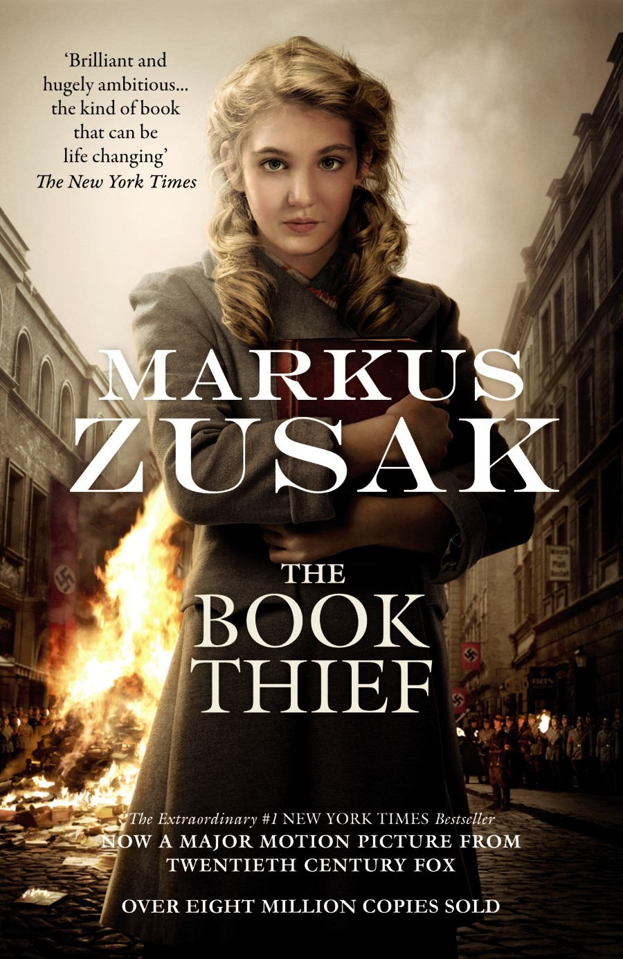 the book thief pan macmillan the book thief image