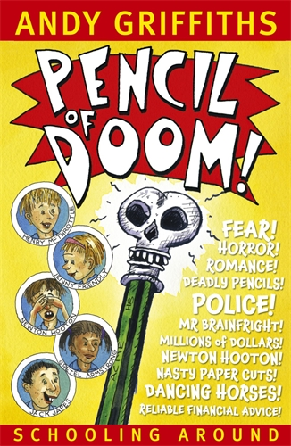 Pencil of Doom!: Schooling Around 2