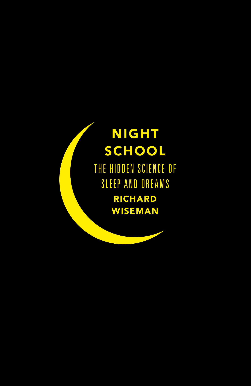59 Seconds Richard Wiseman night school - pan macmillan au