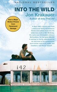 Jon Krakauer: Into the Wild