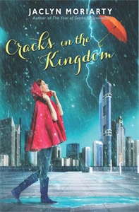 Jaclyn Moriarty: The Cracks in the Kingdom: The Colours of Madeleine 2