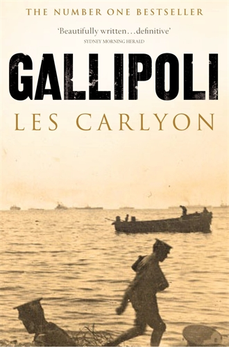 Gallipoli - Les Carlyon