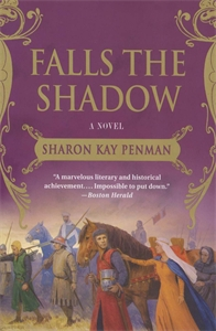 Sharon Penman: Falls the Shadow: The Welsh Princes Trilogy 2
