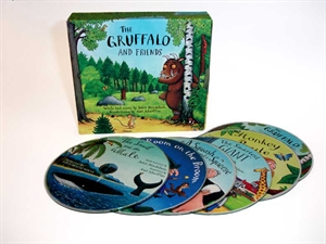 Gruffalo and Friends (CD box set), The