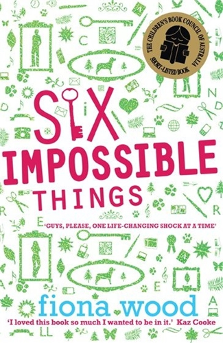 Fiona Wood: Six Impossible Things