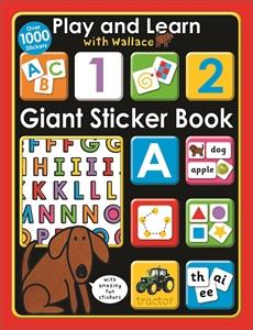 Giant Sticker Book
