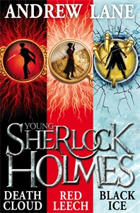 Andrew Lane: Young Sherlock Holmes: Books 1-3