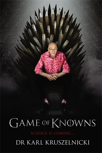 Dr Karl Kruszelnicki: Game of Knowns