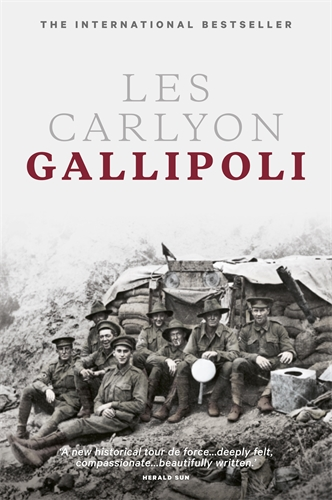 Les Carlyon: Gallipoli