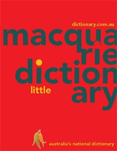 Macquarie Little Dictionary (PVC)