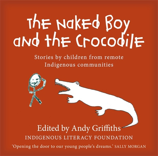 The Naked Boy and the Crocodile