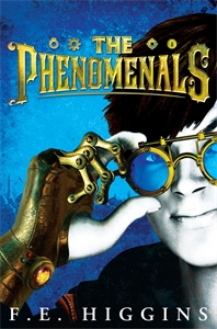 A Tangle of Traitors: The Phenomenals 1