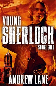 Andrew Lane: Stone Cold: Young Sherlock Holmes 7