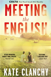 Kate Clanchy: Meeting the English