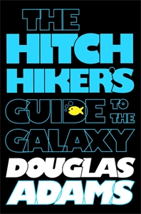 Douglas Adams: The Hitchhiker's Guide to the Galaxy: Hitchhiker's Guide 1