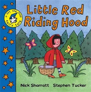 Stephen Tucker: Little Red Riding Hood Lift-the-Flap