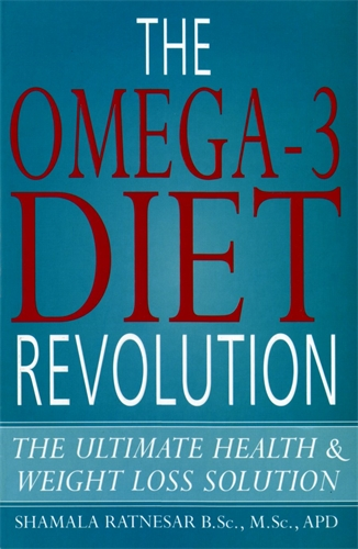 Shamala Ratnesar: The Omega-3 Diet Revolution