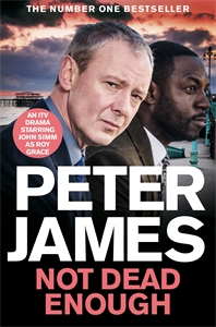 Not Dead Enough: A Roy Grace Novel 3
