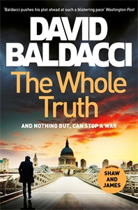 David Baldacci: The Whole Truth: Shaw and Katie James 1