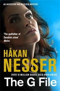 Håkan Nesser: The G File: An Inspector Van Veeteren Mystery 10