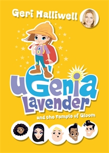 Ugenia Lavender Temple Of Gloom: Book 5