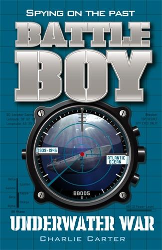 Charlie Carter: Underwater War: Battle Boy 15