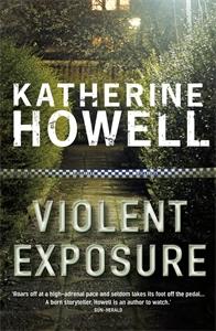Violent Exposure: An Ella Marconi Novel 4