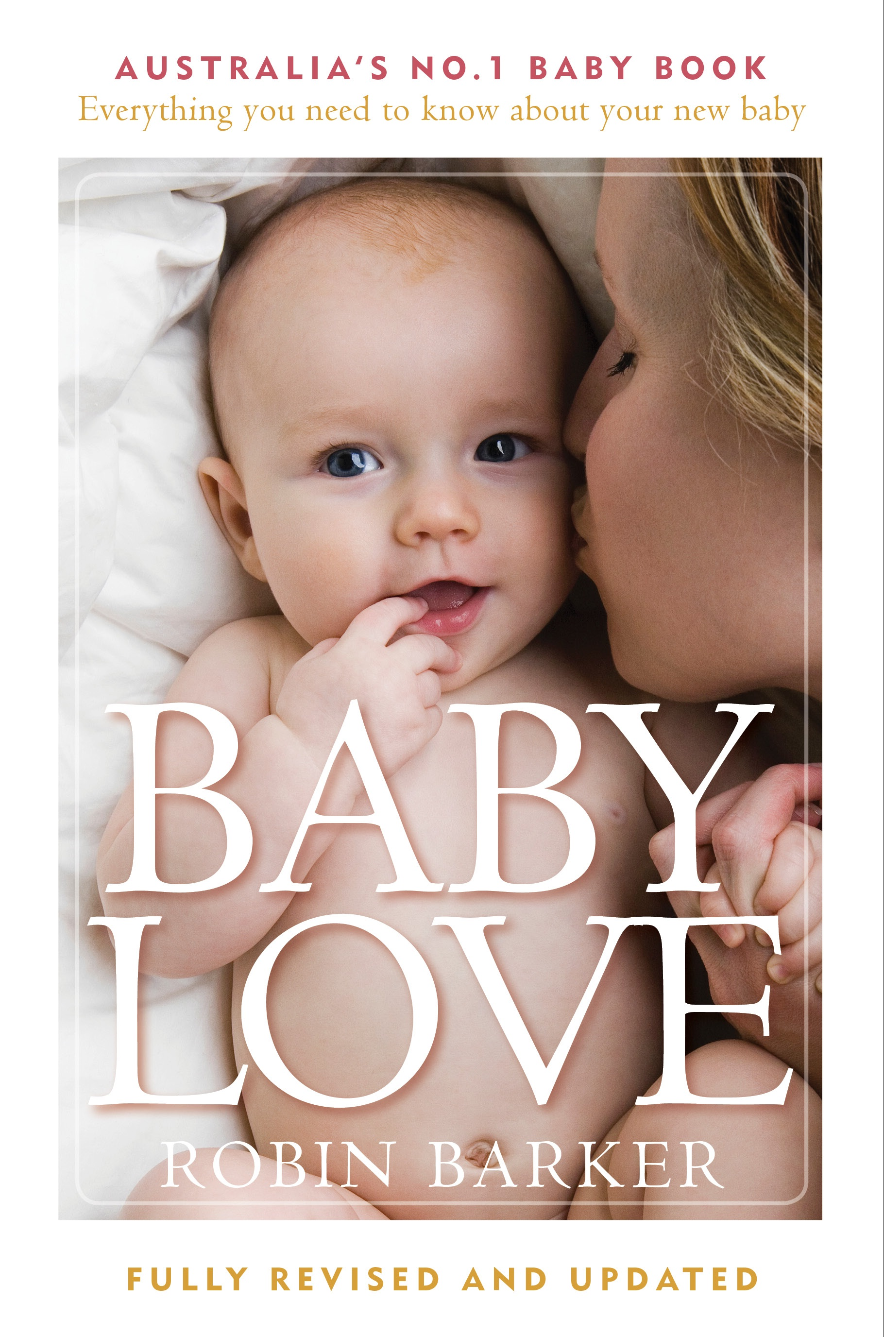 Robin barker baby love