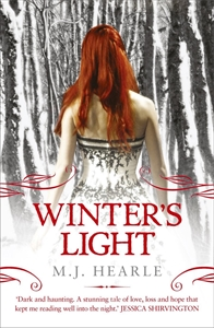 M.J. Hearle: Winter's Light: A Winter Adams Novel 2