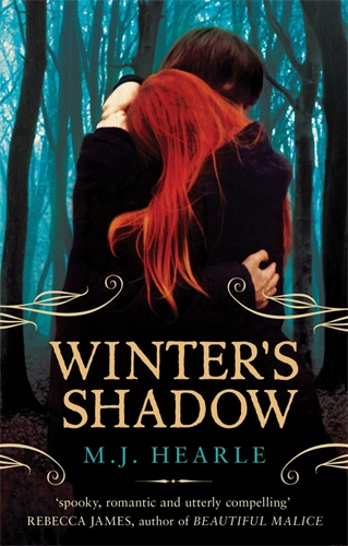 M.J. Hearle: Winter's Shadow: A Winter Adams Novel 1