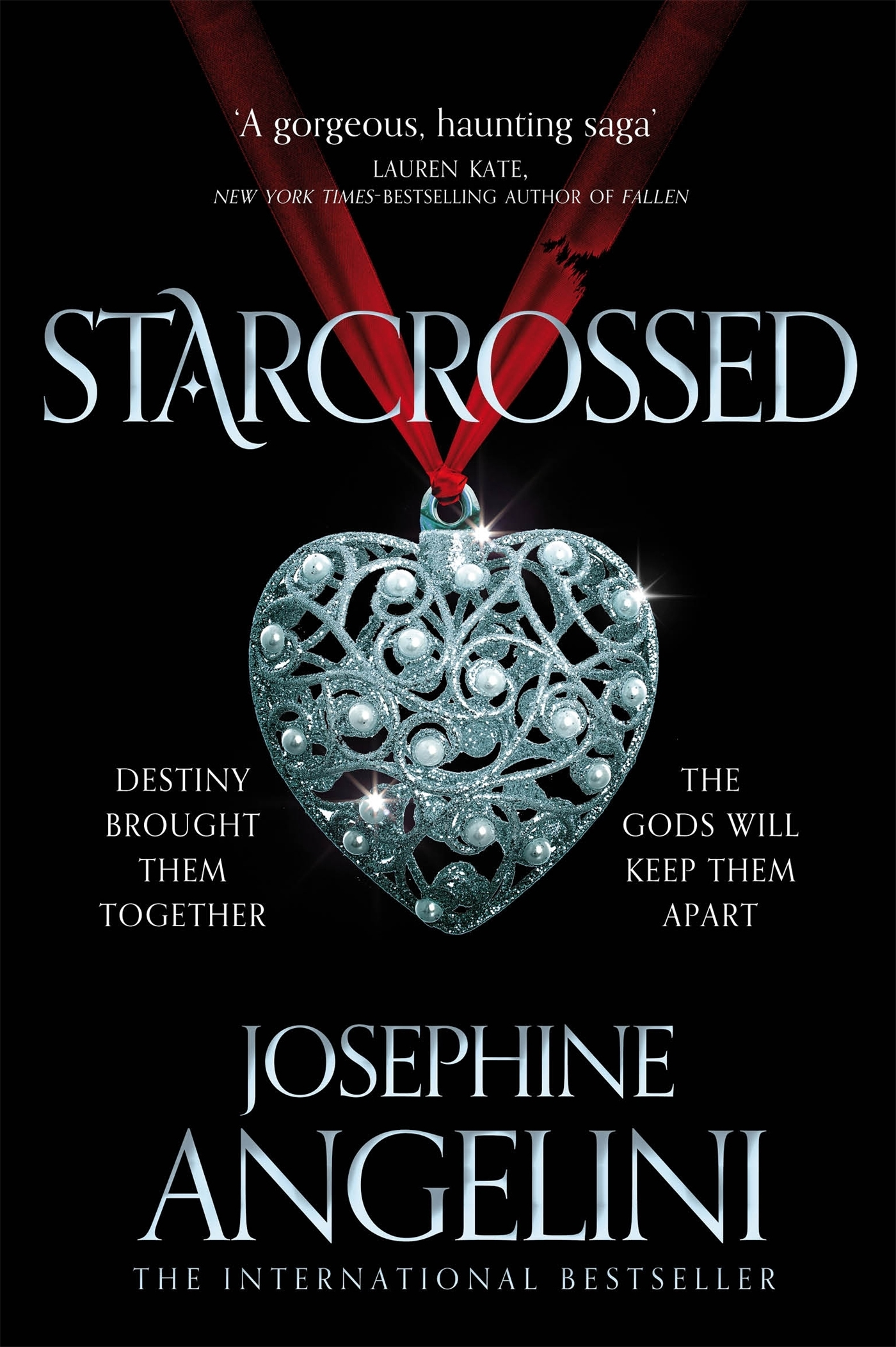 Starcrossed: The Starcrossed Trilogy 1 - Pan Macmillan AU