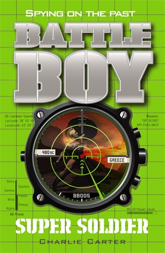 Super Soldier: Battle Boy 11