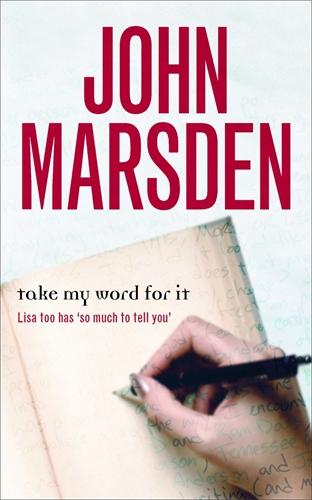 John Marsden: Take My Word for It